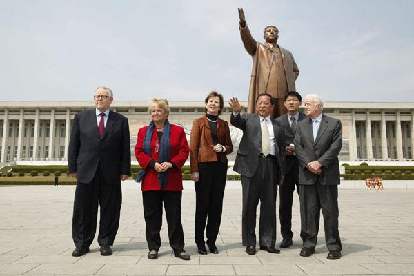 Visit to Pyongyang