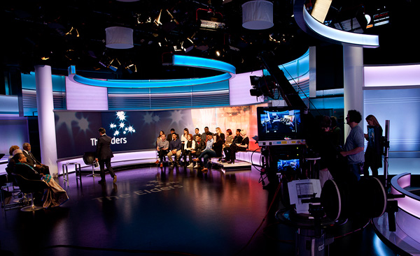 BBC Global studio