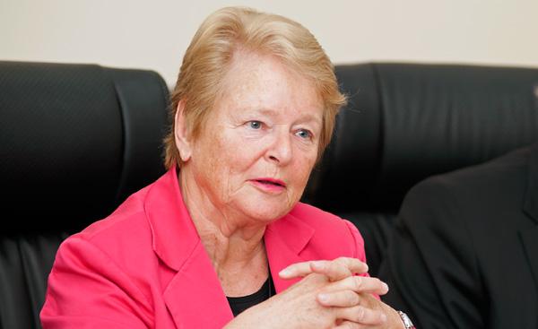 Elder Gro Harlem Brundtland