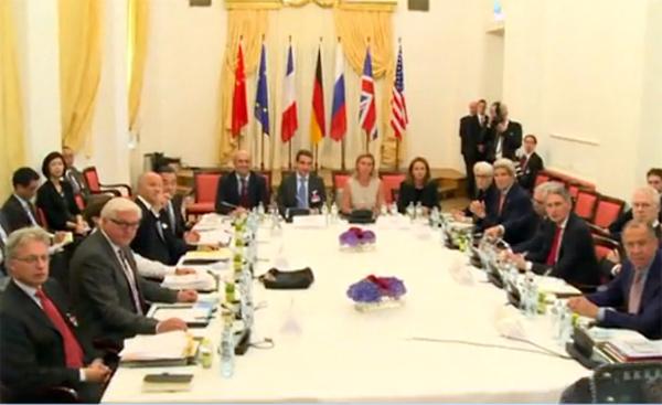 Iran talks negotiations