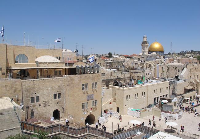 Jerusalem in 2015 (Credit: Muath Khatib | The Elders)