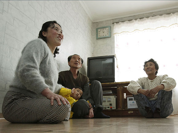 The Elders in North and South Korea | The Elders