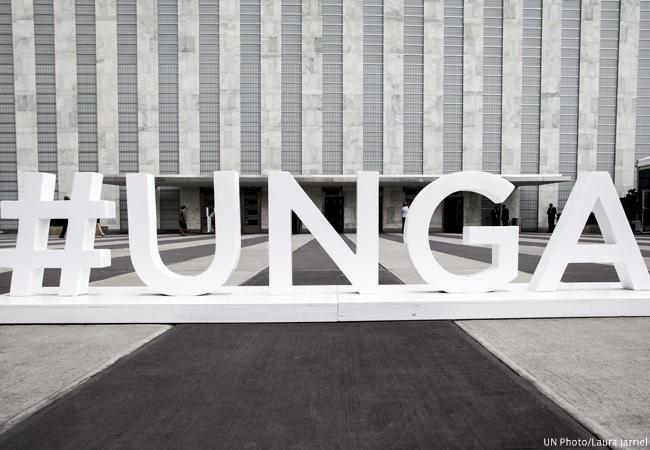 UNGA 2016 (Credit: UN Photo/Laura Jarriel)